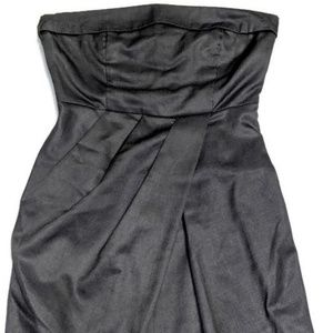 Woman's Grey Party Dress